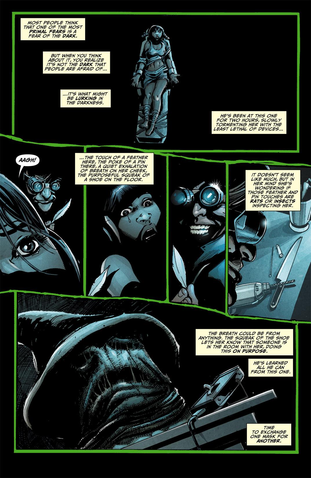 Detective Comics (1937) 836 Page 5