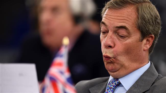 Nigel Farage 'person of interest' in Trump-Russia case: Report