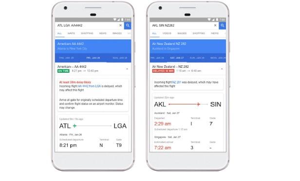 Bisa Memprediksi Delay Penerbangan Dengan Google Assistant