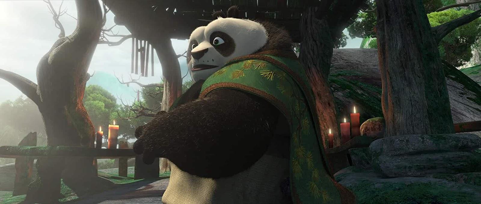 Kung Fu Panda 3 (2016) Full Movie Hindi Dubbed