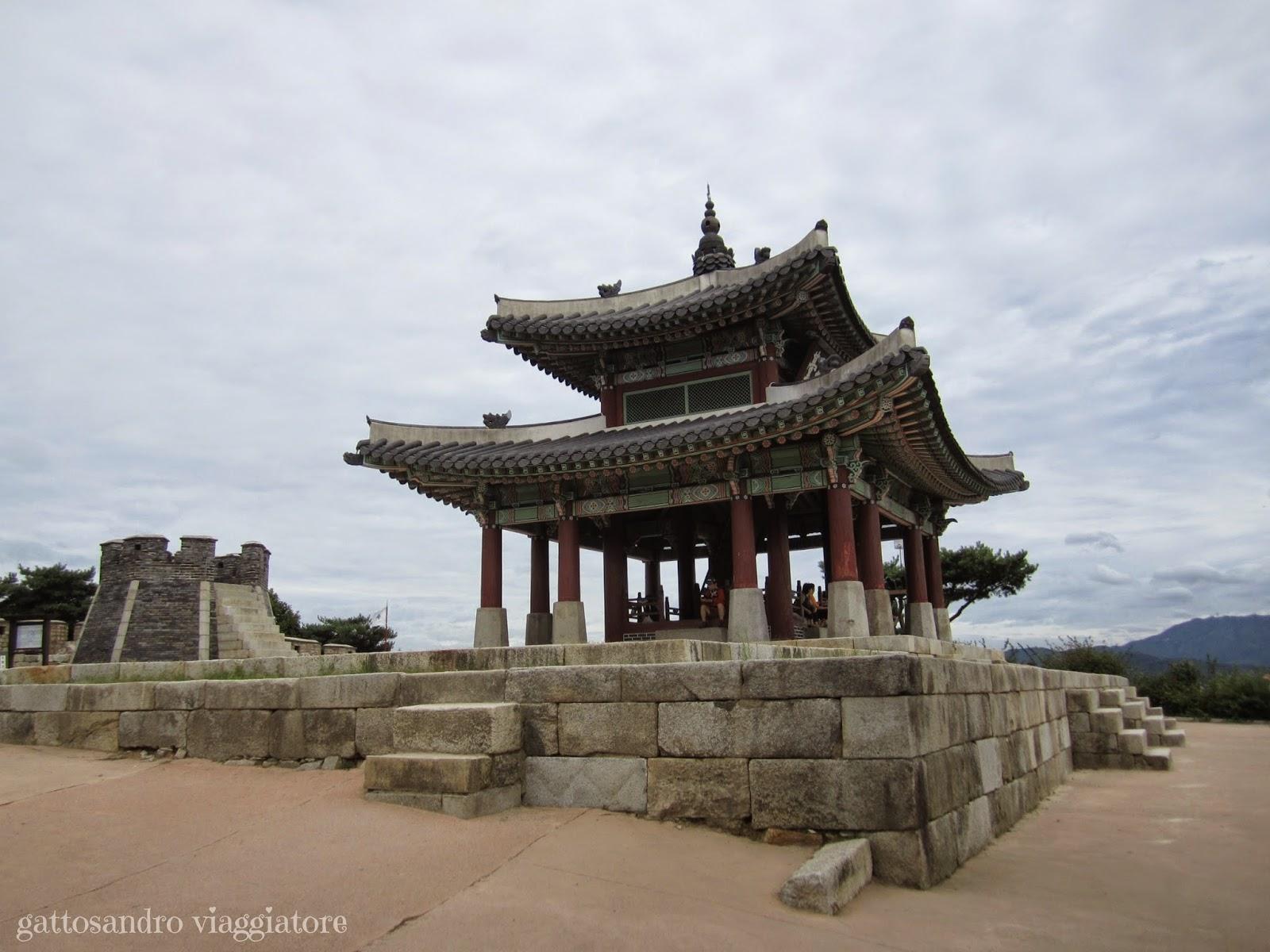 Seojangdae - Suwon Hwaseong Fortress