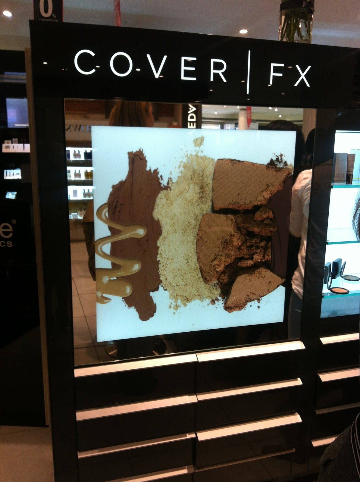 Colour Matched at @coverfx