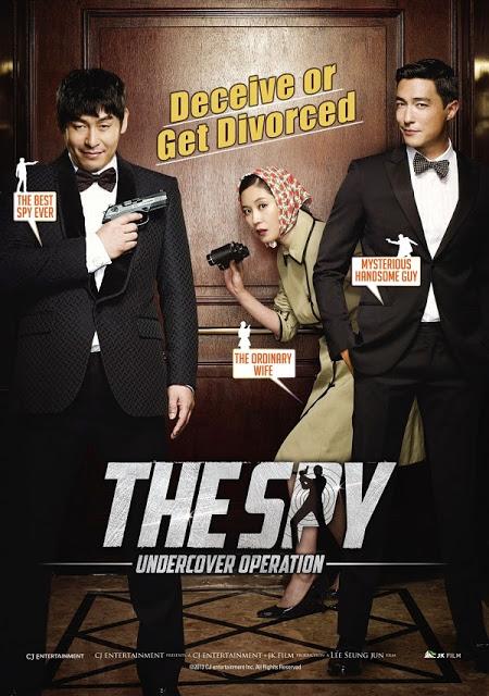 The Spies เดอะสปาย…สายลับภารกิจสังหาร [HD][พากย์ไทย]