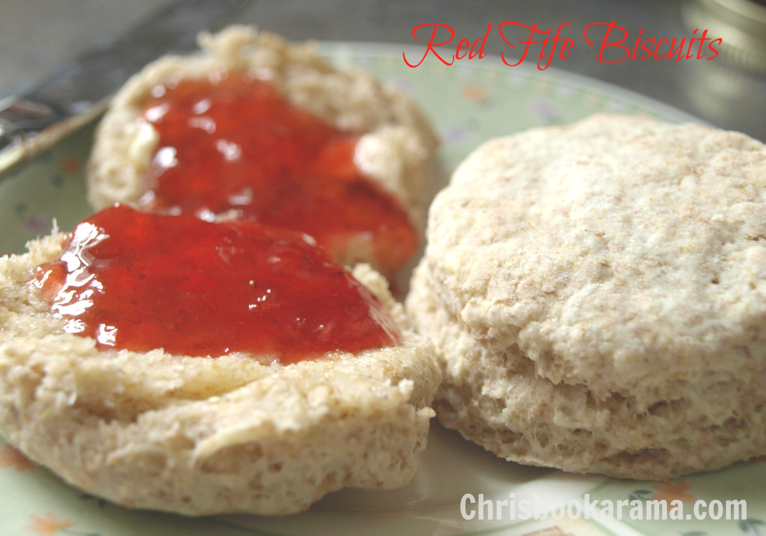 Red Fife Biscuit Recipe Chrisbookarama.com