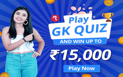 Play Quiz, Test your GK & Earn Real Money