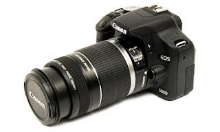 Harga dan Spesifikasi Kamera Canon EOS 500D Lengkap