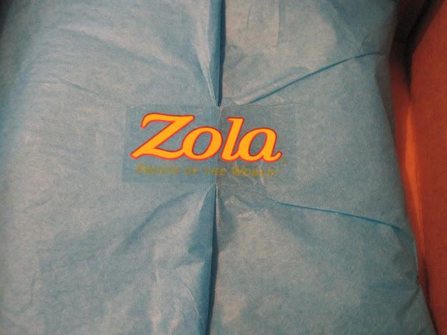 Zola Coconut Water
