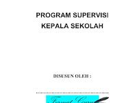 Download Contoh Program Supervisi Kepala Sekolah Gratis