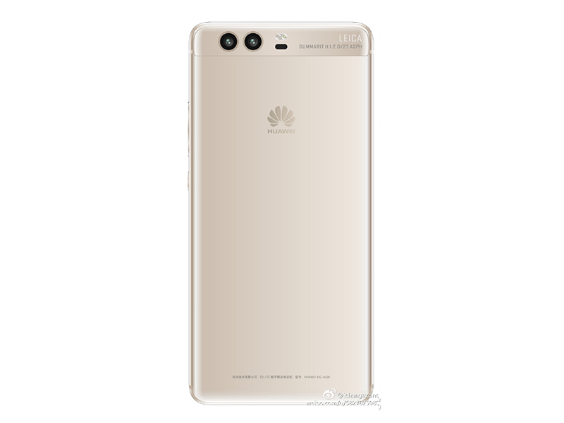 Huawei P10 Press Renders Appeared!