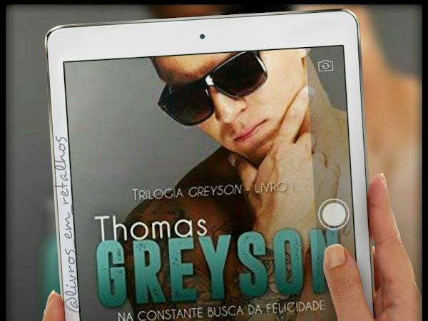 Resenha: Thomas Greyson - Cristiane Fernandes