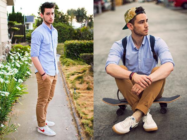 como usar calça marrom, como usar calça colorida (1)