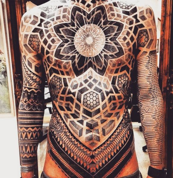 Full Body Tattoos