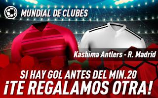 sportium Promo Semis Mundial Clubes Kashima vs Real Madrid 19 diciembre