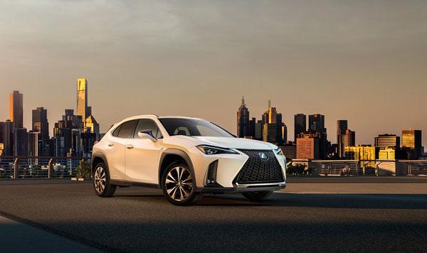 Lexus UX Modelini Tanıtmaya Hazırlanıyor