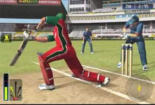 High graphics cricket game Android