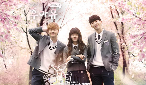 Drama Korea Who Are You : School 2015 Subtitle Indonesia [Episode 1 - 16 : Complete]
