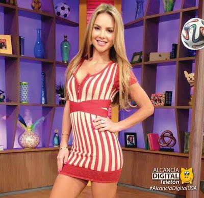 Fotos Ximena Córdoba piernas