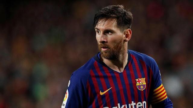 Semangat Kompetitif Messi Tak Pernah Mati