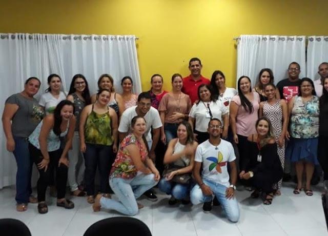 Roda de conversa com coordenadores da Assistência social discute vários temas de grande importância para o município de Delmiro Gouveia