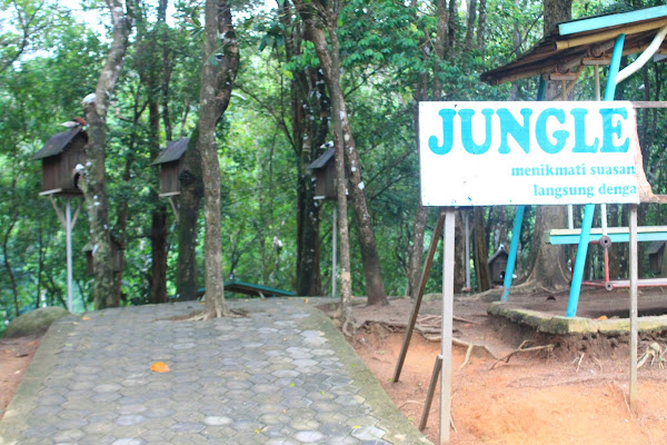 Shinka Zoo Tanjung Bajau - Catatan Nizwar ID
