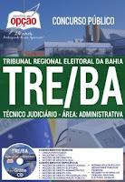 apostila do tre ba tecnico judiciario