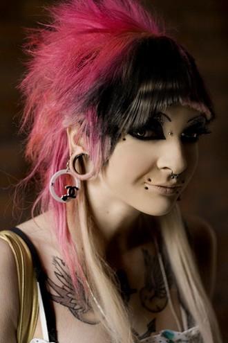 Emo Hair Emo Hairstyles Emo Haircuts Gothic Emo Hair