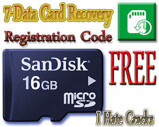 7-Data Card Recovery 1.1 With Legal Registration Key