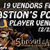 Bastion's Point, 19 Player Vendors Found (2/2/2017) 💰 Shroud Of The Avatar Market Watch