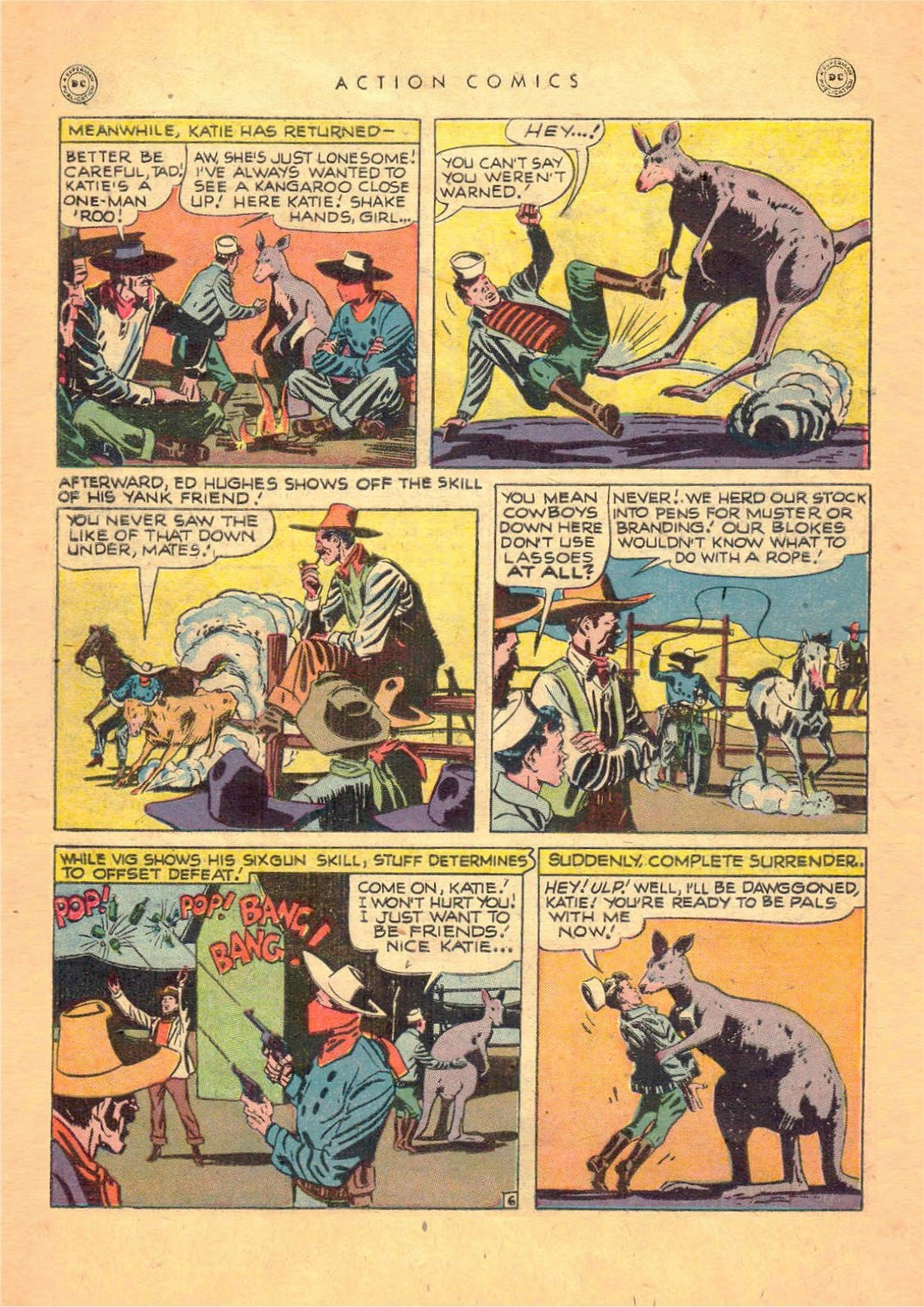 Read online Action Comics (1938) comic -  Issue #124 - 48
