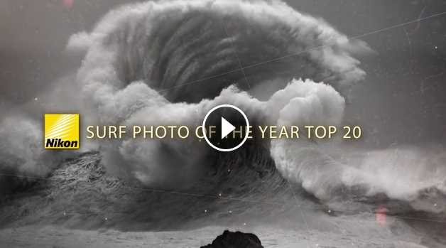 2018 Nikon Surf Photo of The Year The Top 20 Finalists