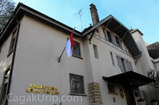 Gedung PTRI Jenewa