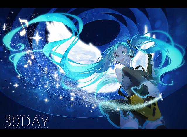 Miku Day 9