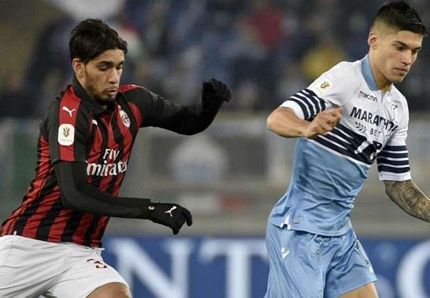Copa Italia: Lazio vs AC Milan Berakhir Imbang