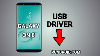 galaxy on8 usb driver for windows