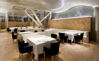 Lasarte restaurante Monument Hotel Martin Berasategui