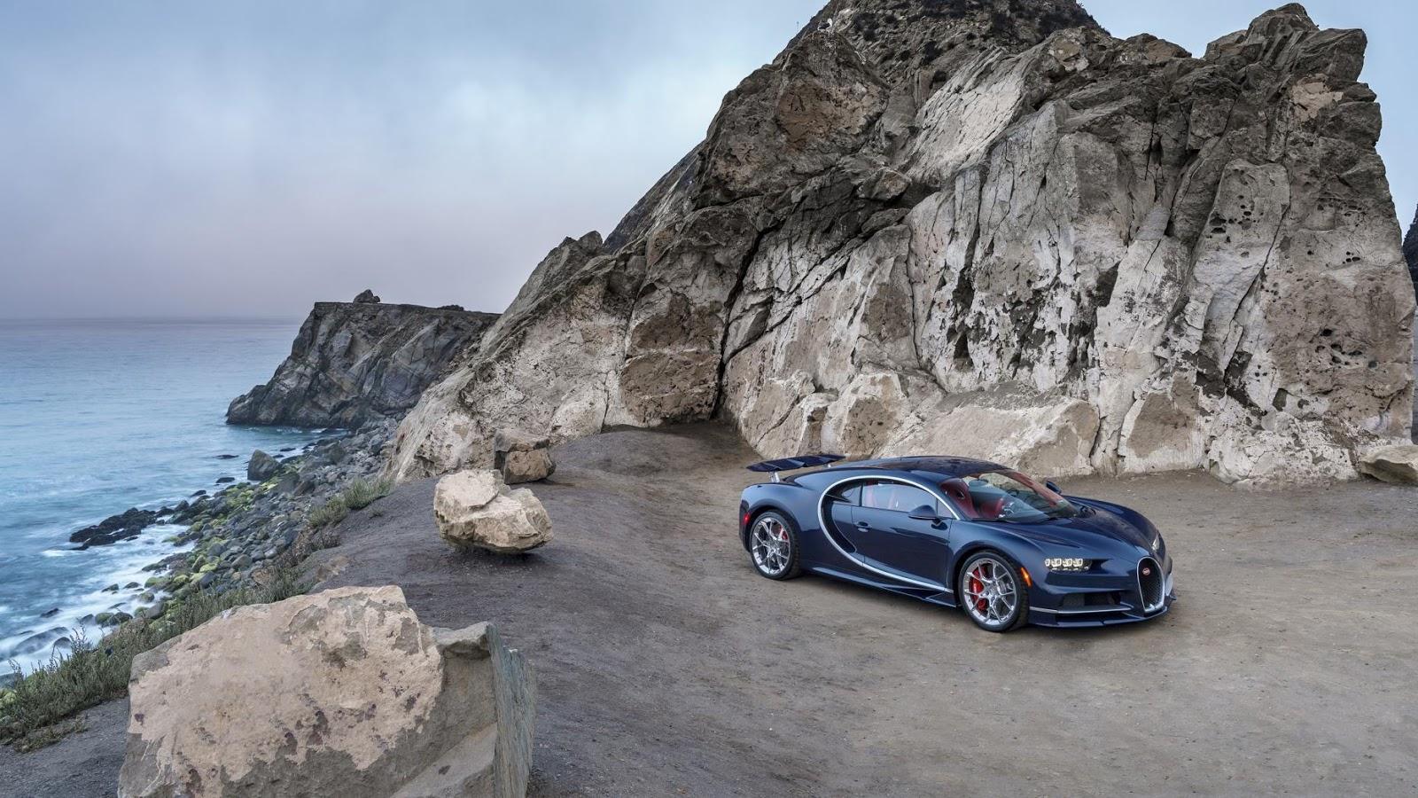 All Bout Cars Bugatti Chiron