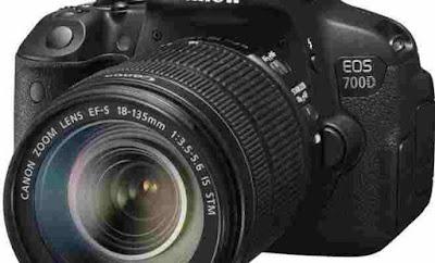 Canon EOS 700D Manual