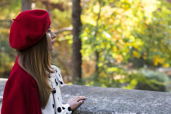 adina nanes red beret
