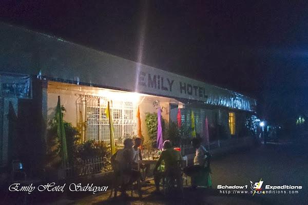 Emily Hotel Sablayan - Schadow1 Expeditions