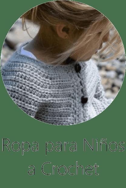 Ropa para Niños a Crochet border=
