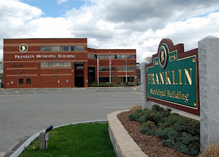 Franklin Annual Report - 2018: Town Clerk's Office