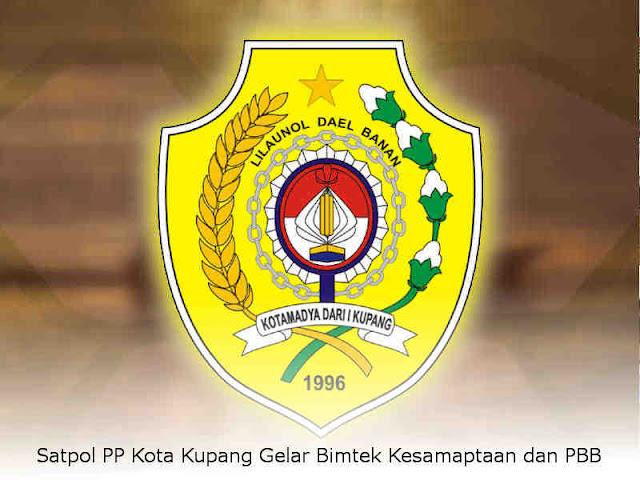 Satpol PP Kota Kupang Gelar Bimtek Kesamaptaan dan PBB
