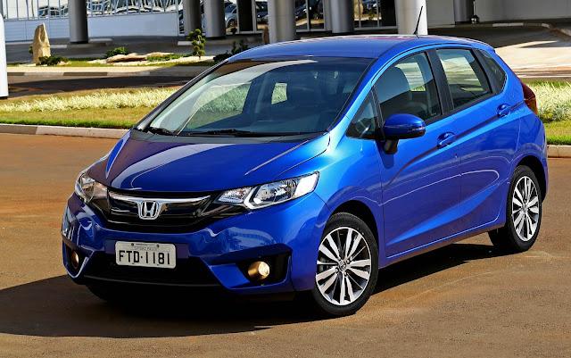 Honda FIT 2017 - Preço