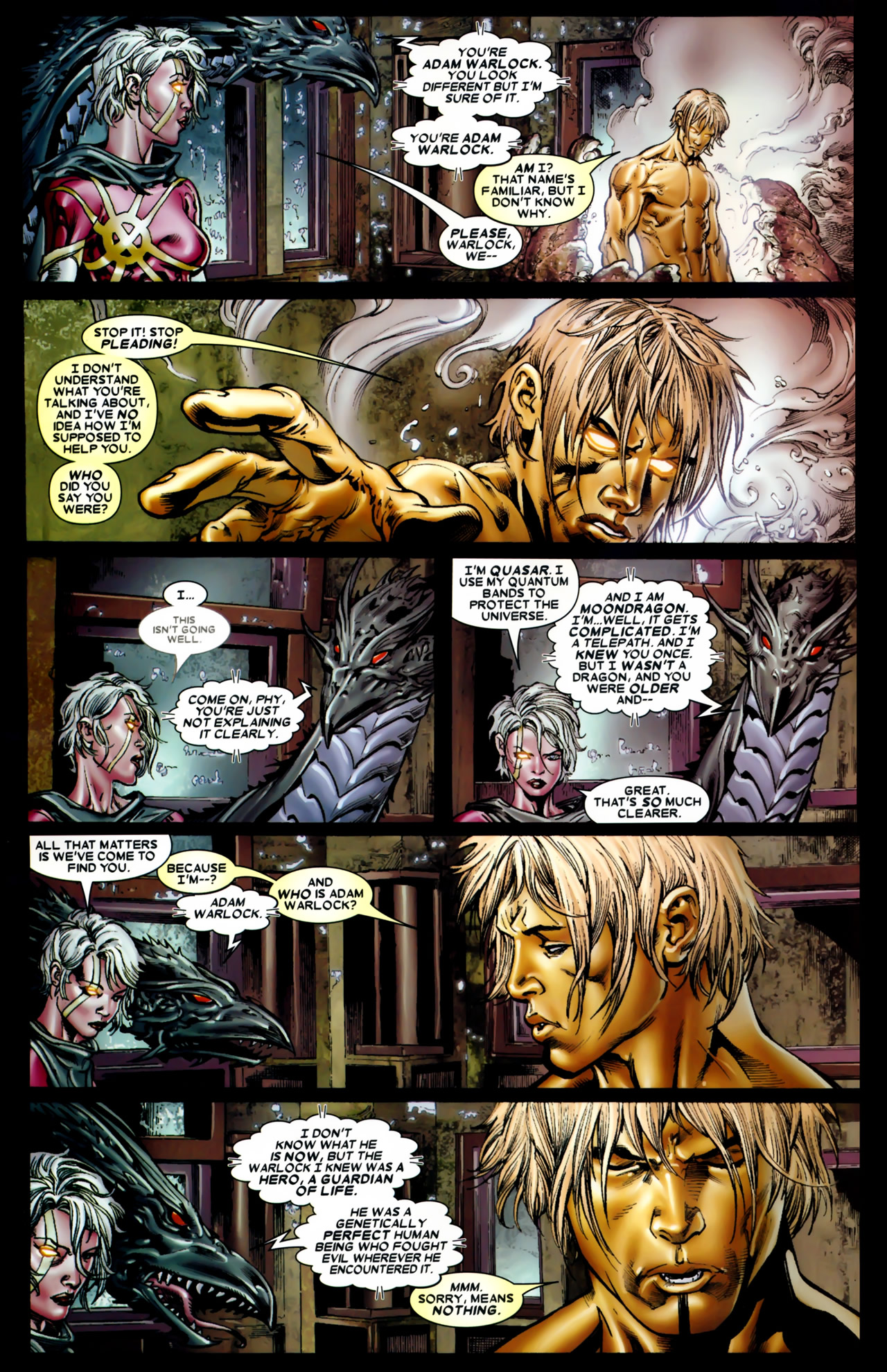 Read online Annihilation: Conquest comic -  Issue #1 - 11