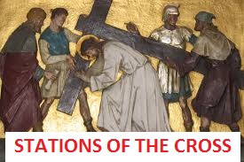 stations of the cross - a short way of the cross