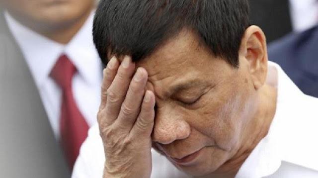 Duterte Minta Maaf kepada Tuhan