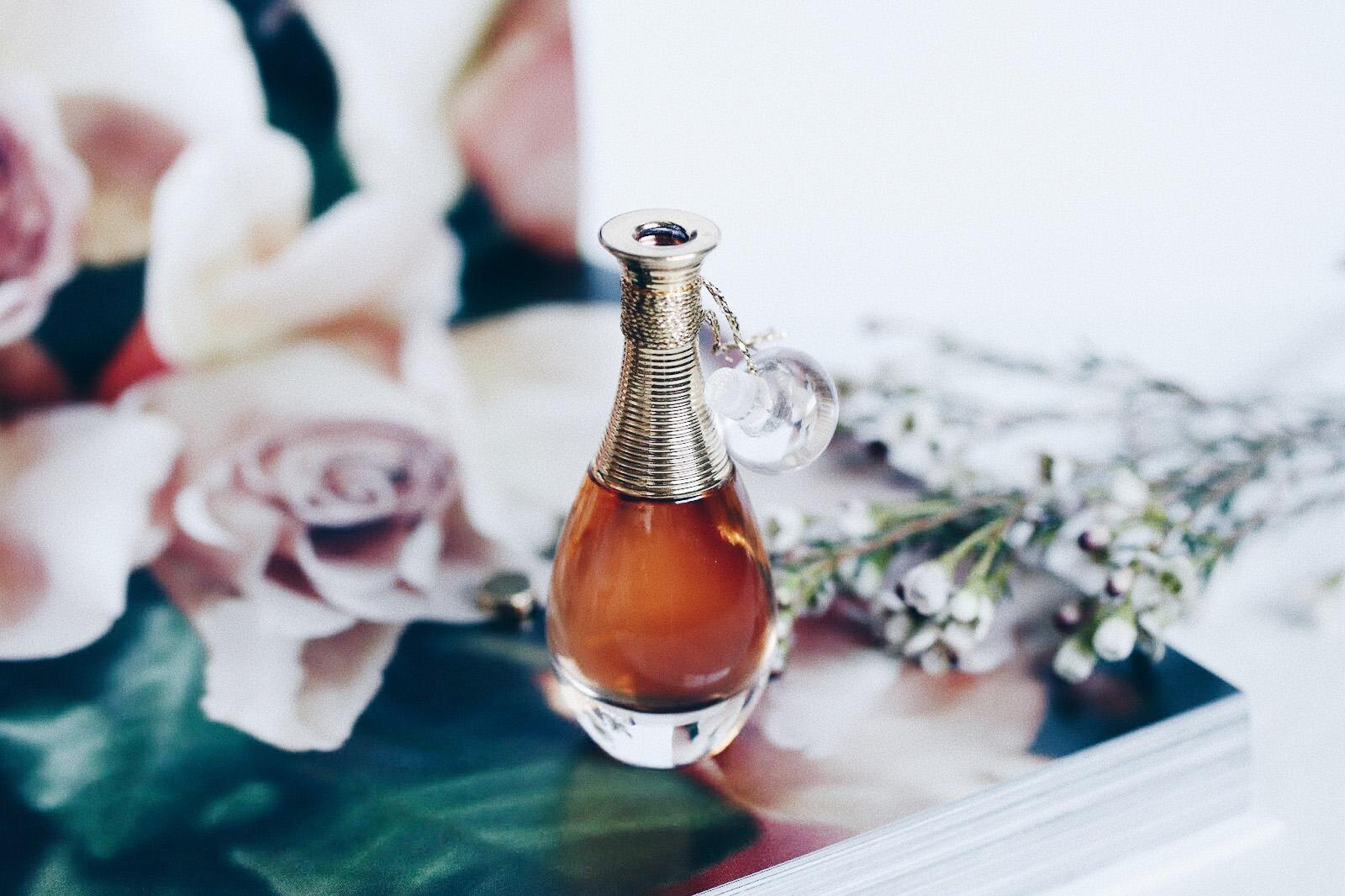 dior j'adore extrait de parfum avis test critique