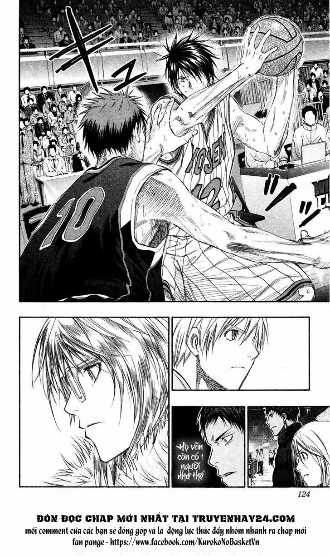 Kuroko No Basket chap 150 trang 18