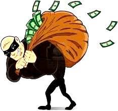 Guru bawa kabur uang 1 miliyar