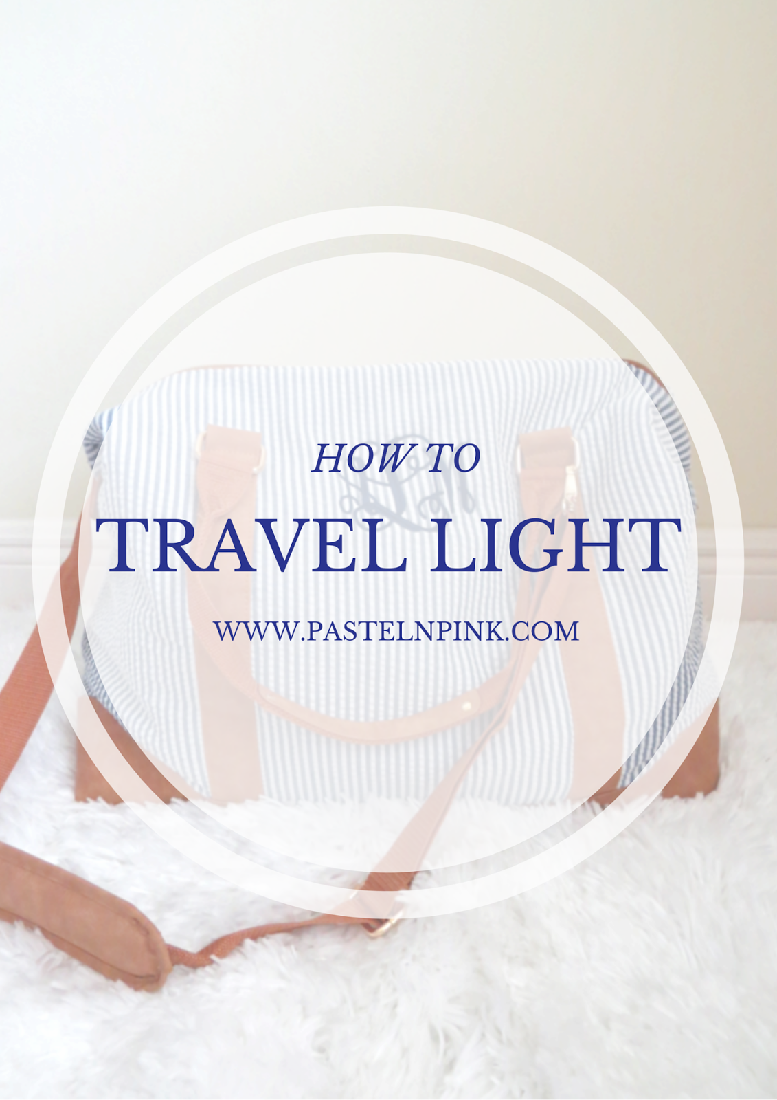How_to_travel_light